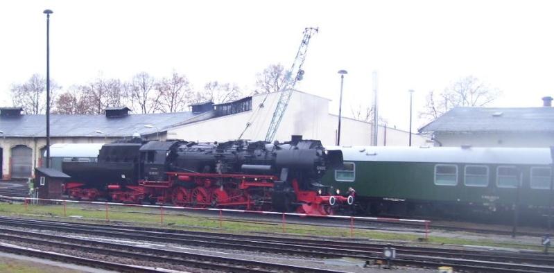 Die BR 52 - die Kriegslok - und BR 52.80 sowie Kohlestaub-52 52-1011