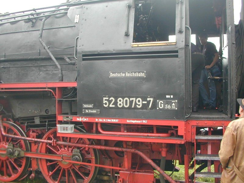 Die BR 52 - die Kriegslok - und BR 52.80 sowie Kohlestaub-52 52-21_10