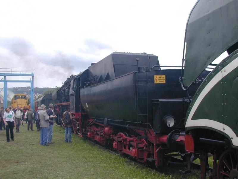 Die BR 52 - die Kriegslok - und BR 52.80 sowie Kohlestaub-52 52-2210