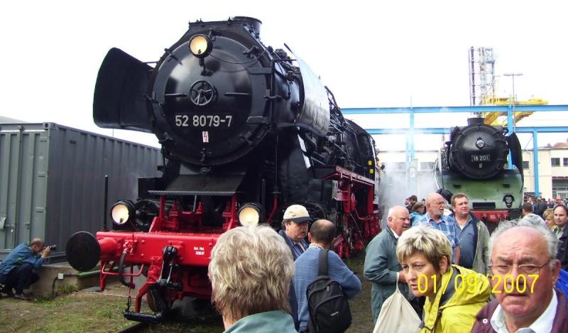 Die BR 52 - die Kriegslok - und BR 52.80 sowie Kohlestaub-52 52807910