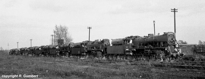 Die BR 50.40 der DB - die Franco-Crosti-Loks 61313610