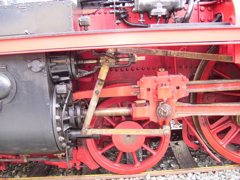 Fahrzeuge auf dem Außengelände im DB-Museum 78-0610