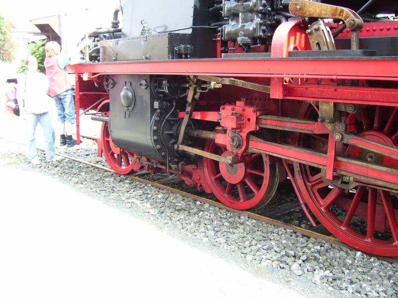 Fahrzeuge auf dem Außengelände im DB-Museum 78-0910