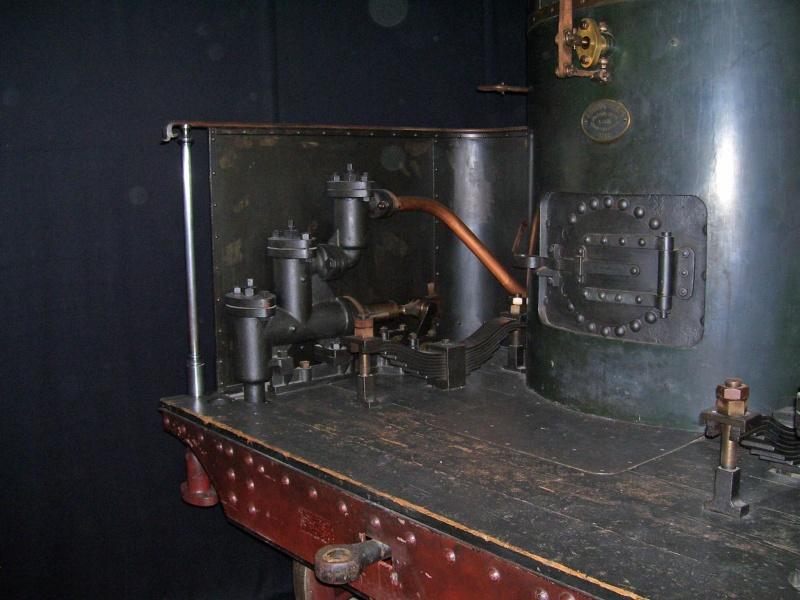 """Dampflok """"Beuth"""" - auf der Sonderausstellung in Nürnberg Beuth-12"""