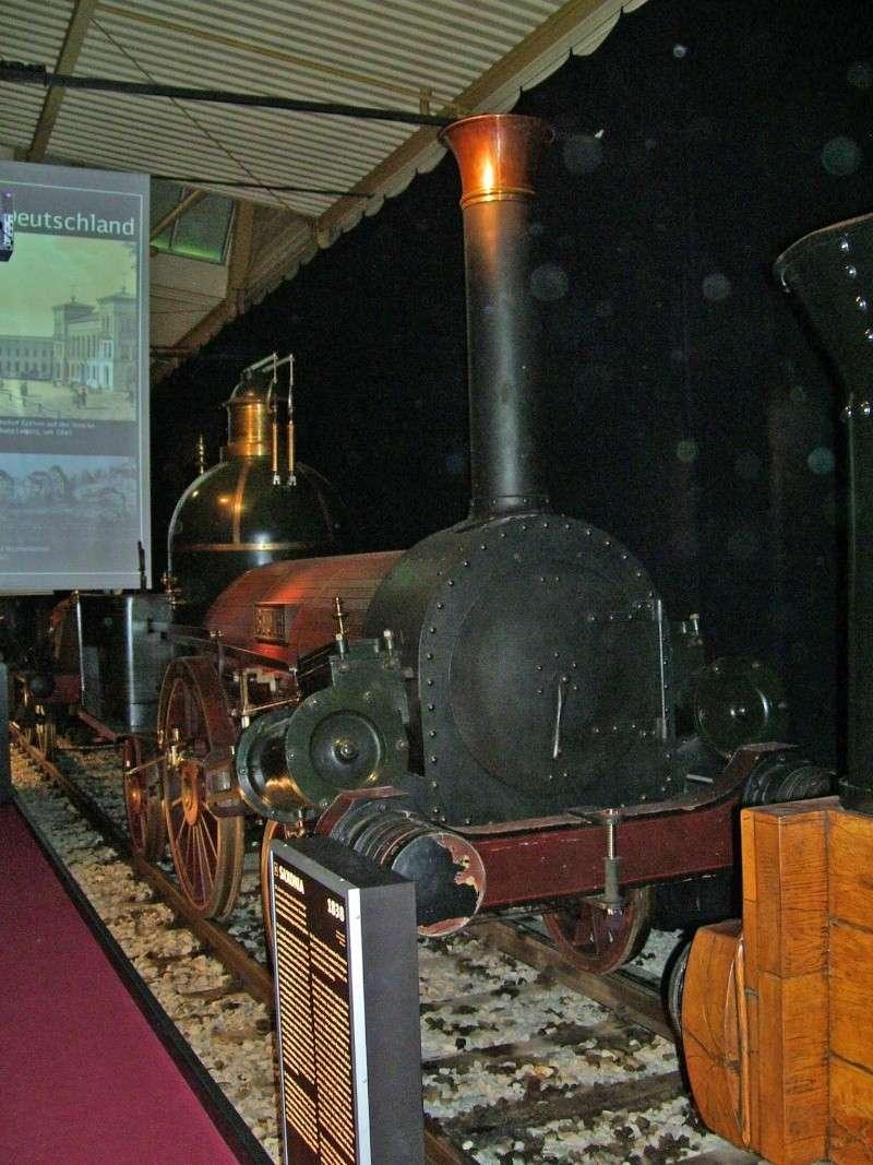 """Dampflok """"Beuth"""" - auf der Sonderausstellung in Nürnberg Beuth-14"""