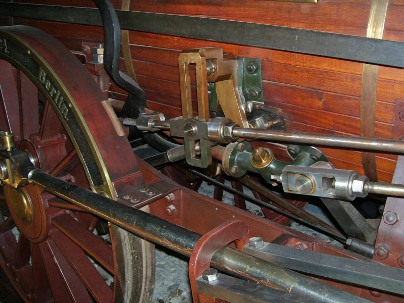 """Dampflok """"Beuth"""" - auf der Sonderausstellung in Nürnberg Beuth-21"""