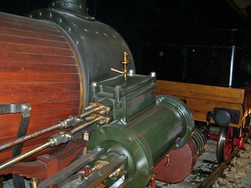 """Dampflok """"Beuth"""" - auf der Sonderausstellung in Nürnberg Beuth-22"""