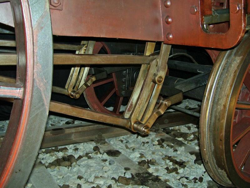 """Dampflok """"Beuth"""" - auf der Sonderausstellung in Nürnberg Beuth-24"""