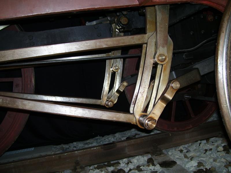 """Dampflok """"Beuth"""" - auf der Sonderausstellung in Nürnberg Beuth-26"""