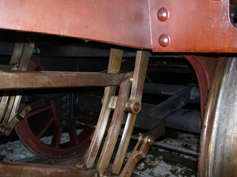 """Dampflok """"Beuth"""" - auf der Sonderausstellung in Nürnberg Beuth-27"""