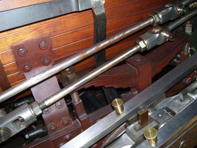 """Dampflok """"Beuth"""" - auf der Sonderausstellung in Nürnberg Beuth-34"""