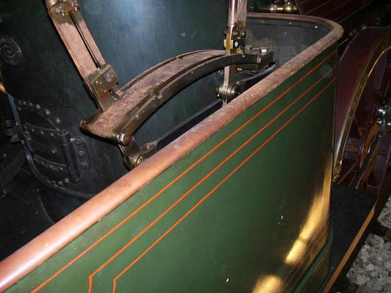 """Dampflok """"Beuth"""" - auf der Sonderausstellung in Nürnberg Beuth-36"""