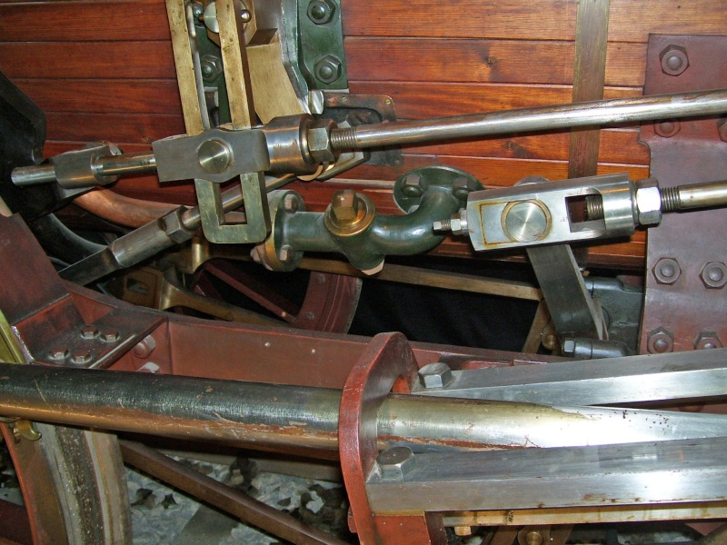 """Dampflok """"Beuth"""" - auf der Sonderausstellung in Nürnberg Beuth-39"""