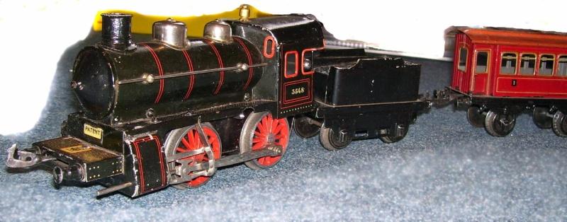 """""""Meine"""" alte Blechbahn Blech210"""
