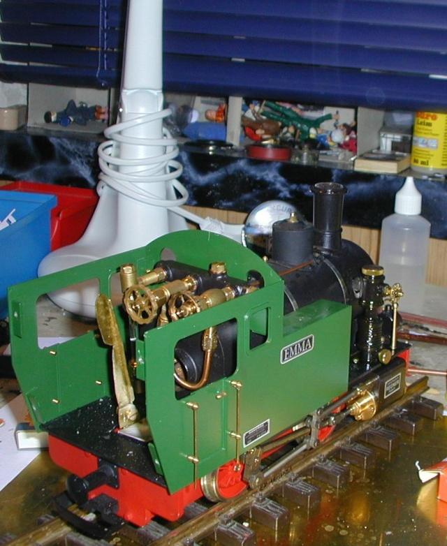 Regner's EMMA - etwas umgebaut und gesupert Dscn0210
