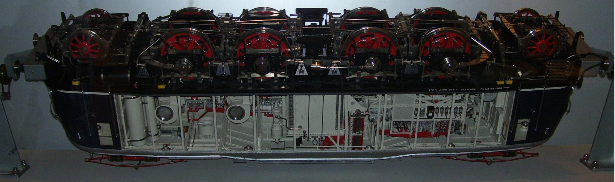 Baureihe E18  E18-210