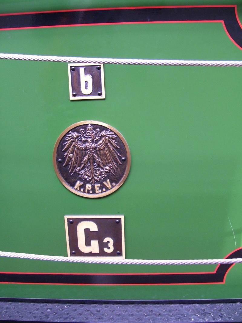 K.P.E.V. G3 Saarbrücken 3143 G3-0610