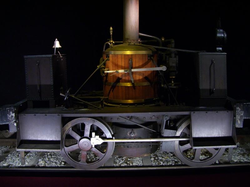 """""""Gamle Ole"""" - auf der Sonderausstellung im DB-Museum Nürnberg Gamleo21"""