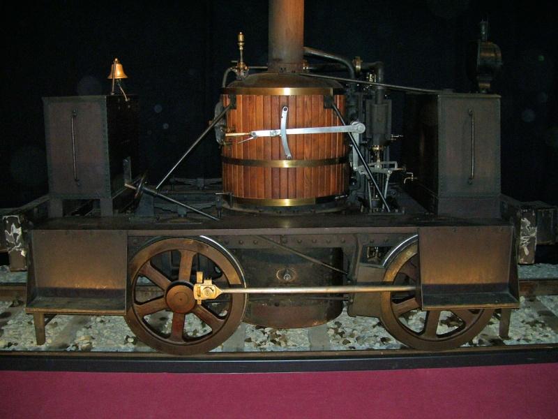 """""""Gamle Ole"""" - auf der Sonderausstellung im DB-Museum Nürnberg Gamleo23"""