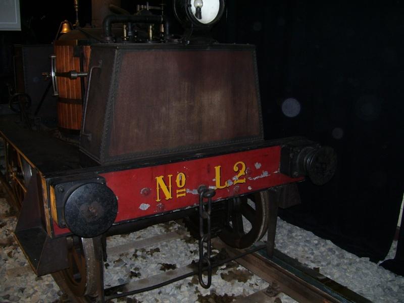 """""""Gamle Ole"""" - auf der Sonderausstellung im DB-Museum Nürnberg Gamleo24"""