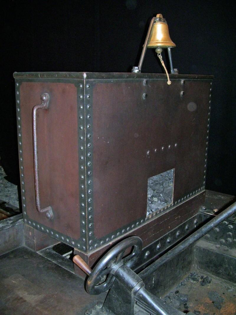 """""""Gamle Ole"""" - auf der Sonderausstellung im DB-Museum Nürnberg Gamleo27"""