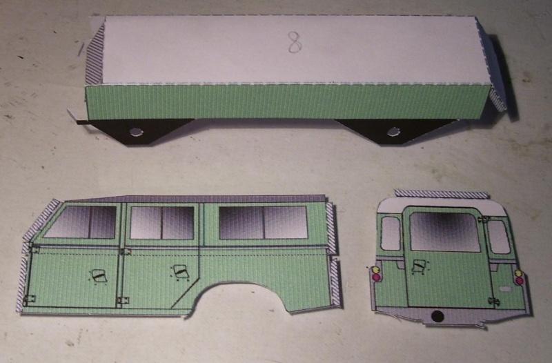Babbedeckel-Tommy's Baubericht Forengeschenk ''Land Rover'' Landy-10