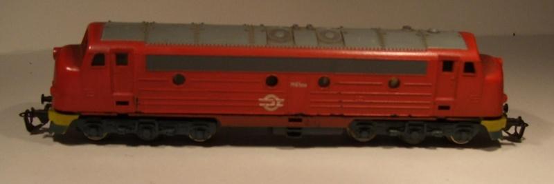 Die Diesellokbaureihe 1600 der CFL M61-210