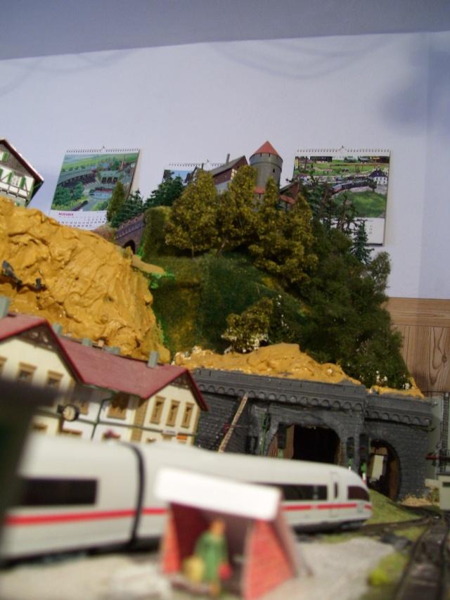 Neubau unserer Modellbahnanlage Mo-1410