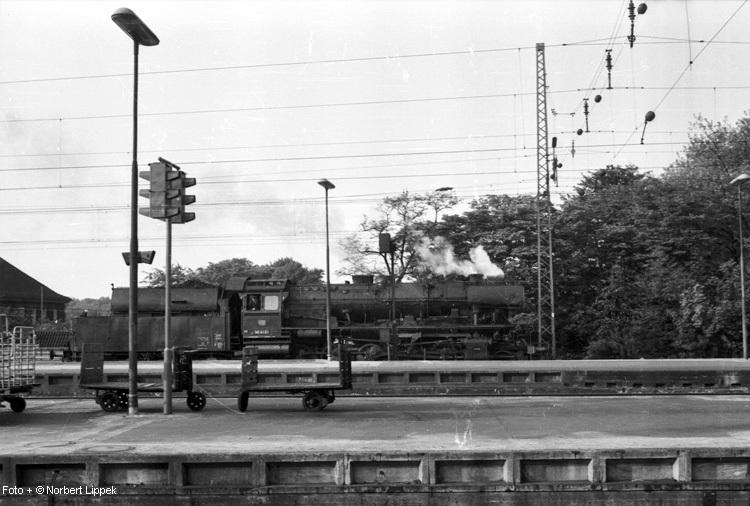 Die BR 50.40 der DB - die Franco-Crosti-Loks Pd2mgn10