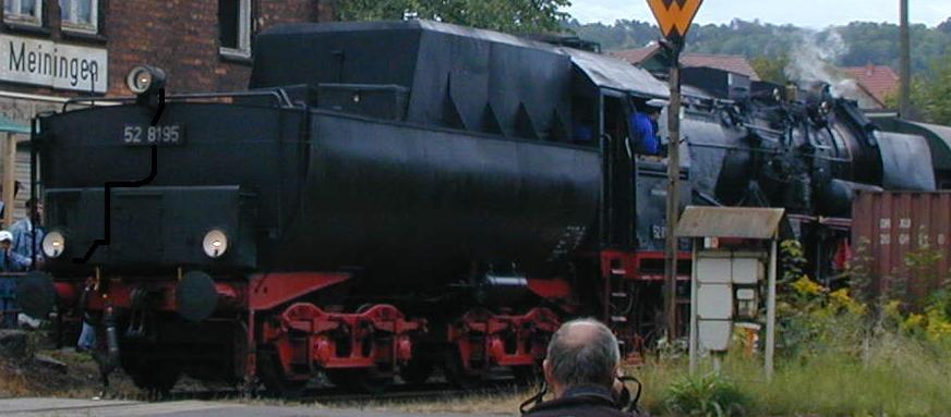 Die BR 52 - die Kriegslok - und BR 52.80 sowie Kohlestaub-52 Wannen11
