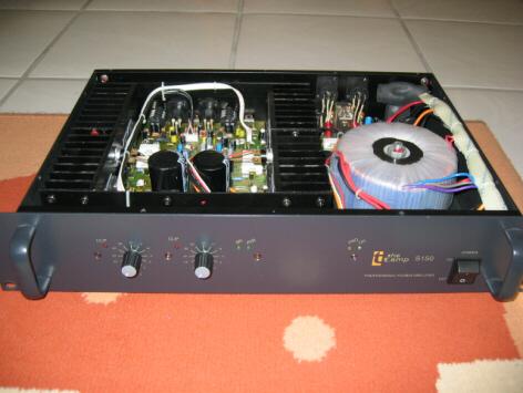 T.amp TA450 MkX S154010