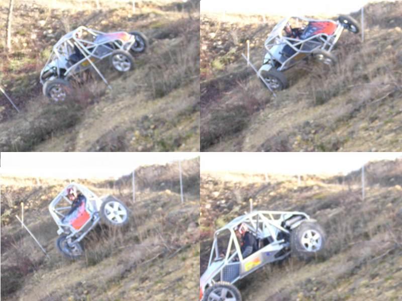 Trial buggy à Saint-Laurent d'Arce Sequen10