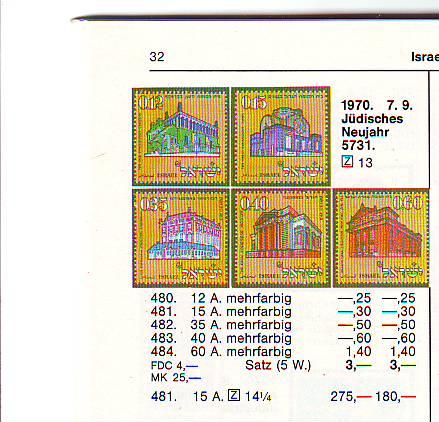 Hilfe zur einschätzung von israelischen briefmarken Scan1010