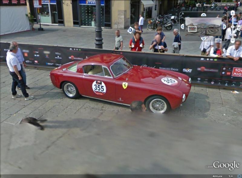 STREET VIEW : belles voitures (Monde) - Page 7 25010