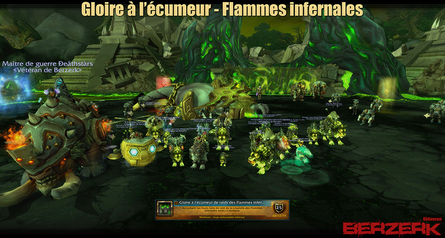 [HF] Gloire à l'écumeur - Flammes infernales ! Downhf11
