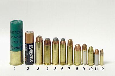 Quelques munitions Compar10
