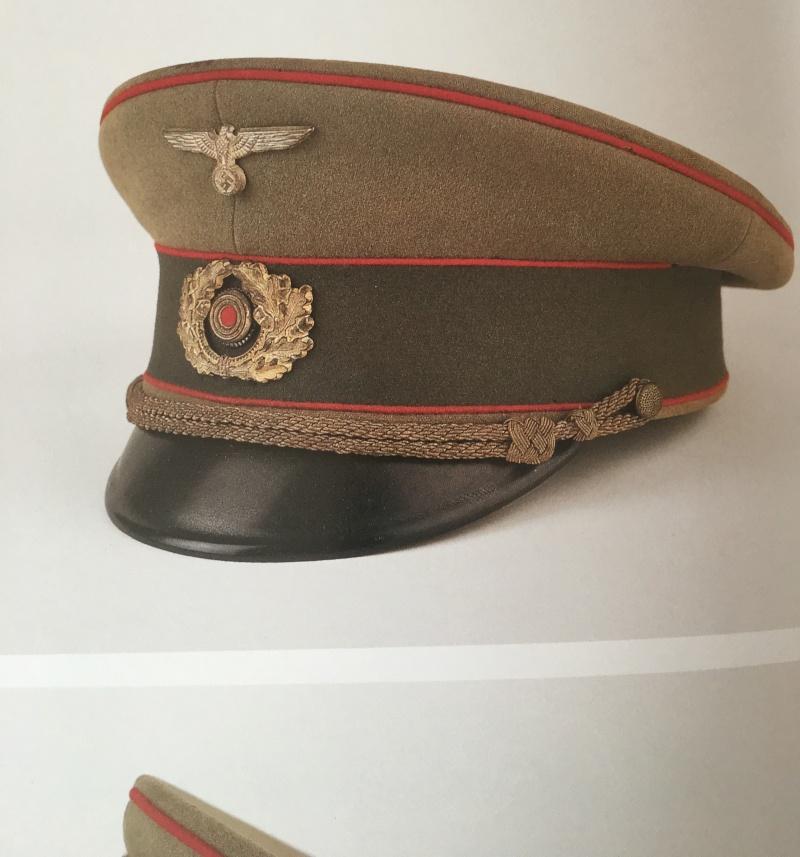 schirmmütze officier infanterie Image131