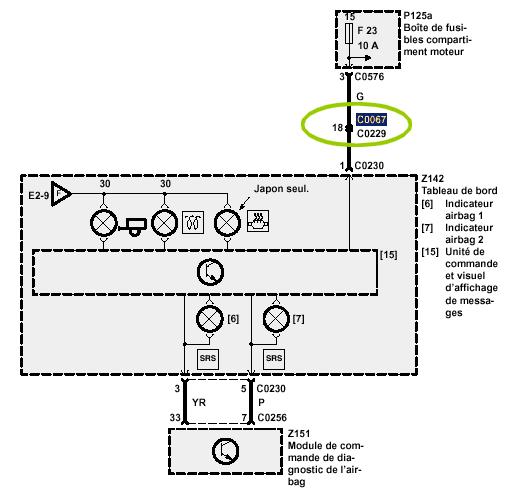 Supression prise C101/C202 1810