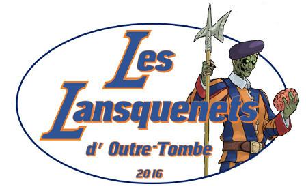 Les Lansquenets d'Outre-Tombe - Nécro - BdG Logo_d13