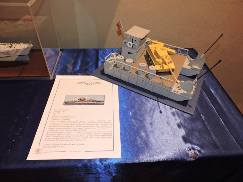 31 gen/28 feb 2016 - ATTRAVERSO LO STRETTO, mostra di modellismo navale ed esposizione di cimeli, documenti ed immagini 12525510