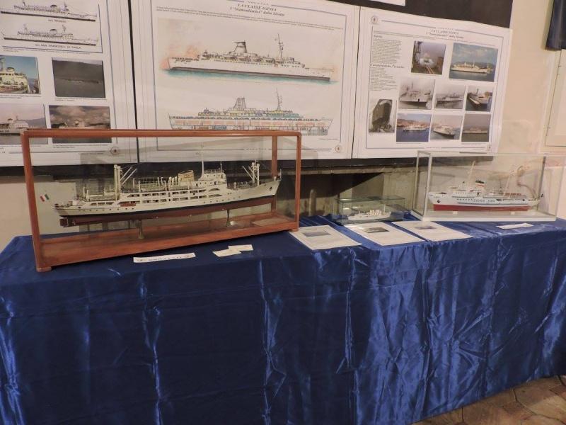 31 gen/28 feb 2016 - ATTRAVERSO LO STRETTO, mostra di modellismo navale ed esposizione di cimeli, documenti ed immagini 12593610