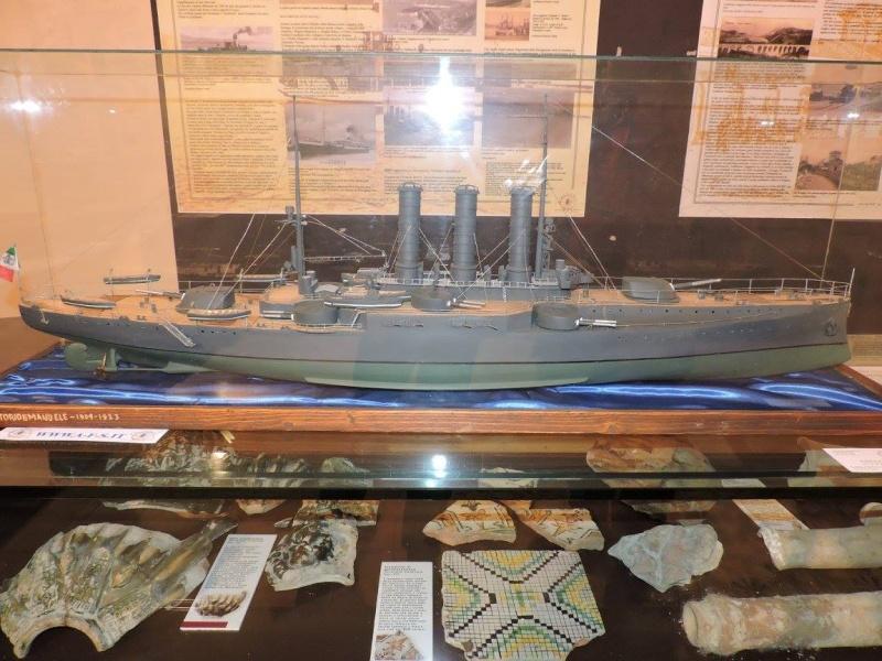 31 gen/28 feb 2016 - ATTRAVERSO LO STRETTO, mostra di modellismo navale ed esposizione di cimeli, documenti ed immagini 12622410