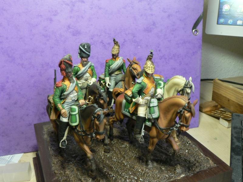 le retour des dragons d'espagne d'aprés Lalauze - Page 2 P1060214