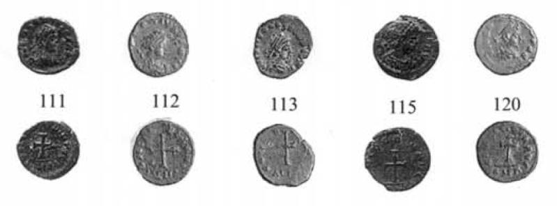 Demi centenionalis pour ARCADIUS (383-408 Ric_1010