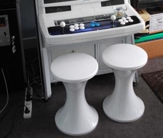 Alternative aux bancs / tabourets arcade officiels (Sega, Taito...) Tam21010