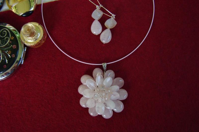 """""""Flori de piatră-Bijoux"""" albumul I-bijuterii artizanale marca Didina Sava - Pagina 7 Colie112"""