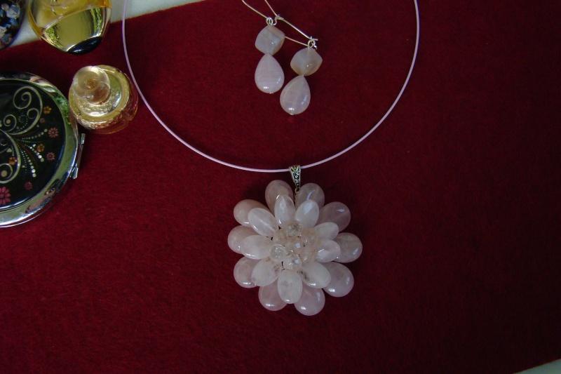 """""""Flori de piatră-Bijoux"""" albumul I-bijuterii artizanale marca Didina Sava - Pagina 7 Colie113"""