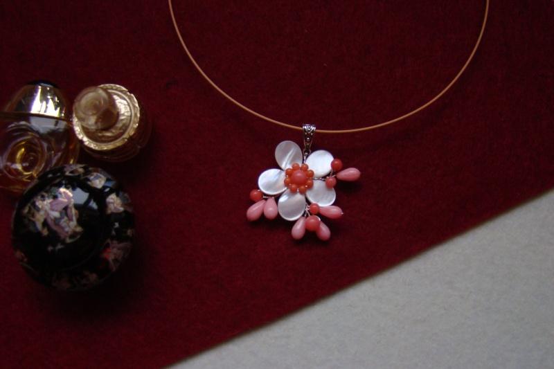 """""""Flori de piatră-Bijoux"""" albumul I-bijuterii artizanale marca Didina Sava - Pagina 7 Colie119"""