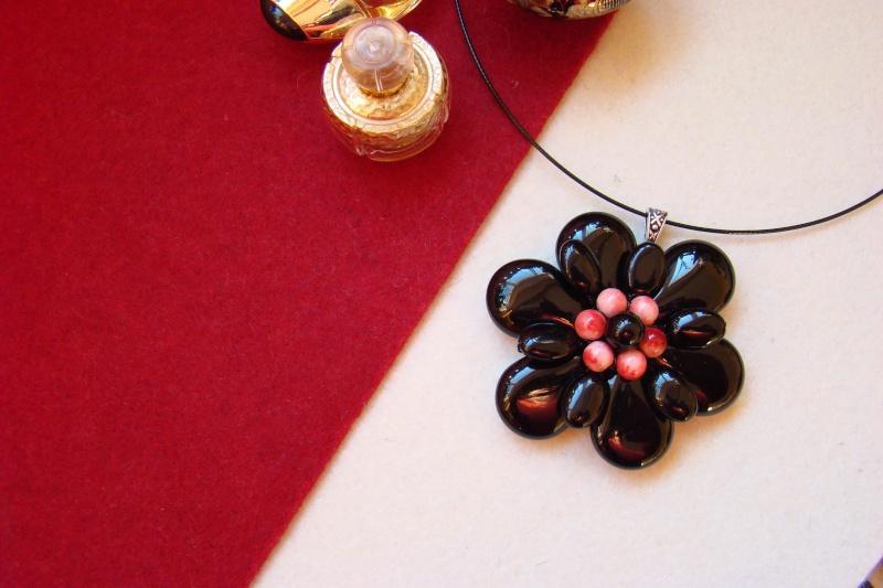 """""""Flori de piatră-Bijoux"""" albumul I-bijuterii artizanale marca Didina Sava - Pagina 6 Colie162"""