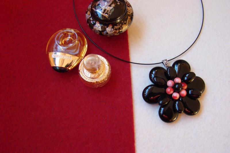 """""""Flori de piatră-Bijoux"""" albumul I-bijuterii artizanale marca Didina Sava - Pagina 6 Colie163"""